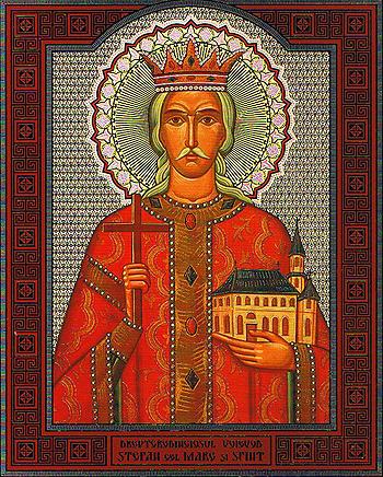 Икона св. Стефана Великого