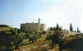 Монастырь Илии пророка близ Иерусалима