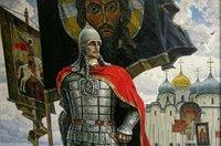 В Старом Осколе Дворец порта назвали именем святого благоверного князя Александра Невского