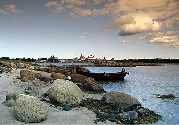 Соловецкие острова. Фото К. Шульга