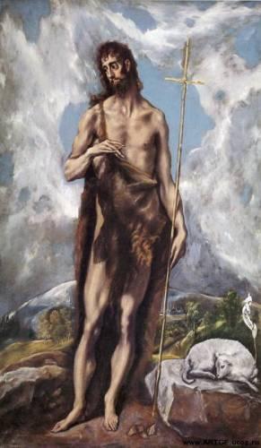 Иоанн Креститель 2