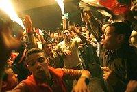 В Каире в результате новых столкновений мусульман и христиан пострадали около 70 человек