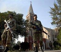 Положение христиан в городе, где был убит Усама бен-Ладен, остается очень тревожным