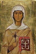 Обнаружена фреска с изображением св. Нины, признанная наиболее ранней на территории Западной Грузии