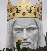 В Перу установят 37-метровую статую Христа