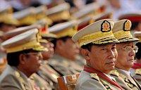 В Бирме военные уничтожили католическую и баптистскую церкви