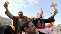 Копты-христиане Египта выражают свое беспокойство по поводу прихода к власти в стране исламских партий