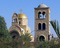 Осквернен монастырь св. Иоанна Предтечи на Иордане