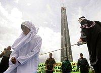 В Сомали подвергли публичному бичеванию христианку, обращенную из ислама