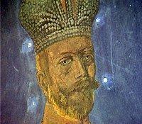 Фреска с изображением последнего Российского царя св. Николая II обнаружена в сербском монастыре Жича