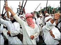 Индонезийские христиане вынуждены тайно проводить Пасхальные службы, опасаясь нападений исламистов