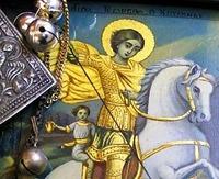 НЕПРАВОСЛАВНО И НЕСВОЕВРЕМЕННО: десятки тысяч мусульман приходили поклониться иконе вмч. Георгия Победоносца 23 апреля