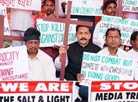 В индийском штате Мадхья-Прадеш имена 20 тыс. христиан удалены из  списков избирателей