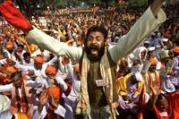В Индии толпа индуистов разгромила христианскую деревню