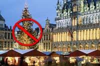 Рождество постепенно уходит из Европы
