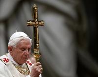 Папа Римский Бенедикт XVI назвал христиан наиболее преследуемой группой в мире