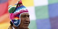 Президент Боливии Эво Моралес одобрил создание параллельной «Католической церкви»