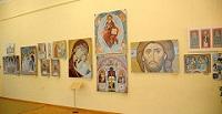 В Ставрополе представлена выставка современного церковного искусства «Безмолвная проповедь»