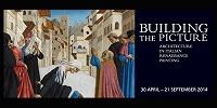 В Лондоне открылась выставка «Построение картины. Архитектура в итальянской живописи эпохи Возрождения»