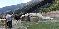 Итальянская прокуратура выдвинул обвинения против 13 человек, причастных к созданию рухнувшего Распятия