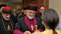 В Москву прибыл предстоятель Ассирийской Церкви Востока
