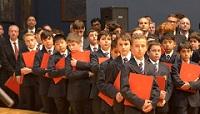 В Третьяковской галере состоялось выступление хора Папской Сикстинской капеллы