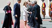 Папа Франциск и король Испании обсудили сотрудничество государства и Церкви