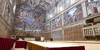 В Сикстинской капелле Ватикана прошел концерт Синодального хора