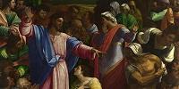 В Лондоне представили «Воскрешение Лазаря» Себастьяно дель Пьомбо