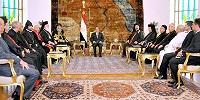 Состоялась встреча президента Египта с христианскими лидерами страны