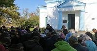 Православные Киевской области просят городские власти защитить от захвата храма