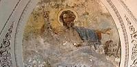 В Петербурге нашли уникальную фреску работы Карла Брюллова