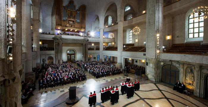 Пастор из Ганновера признан лучшим проповедником Германии 2014 года
