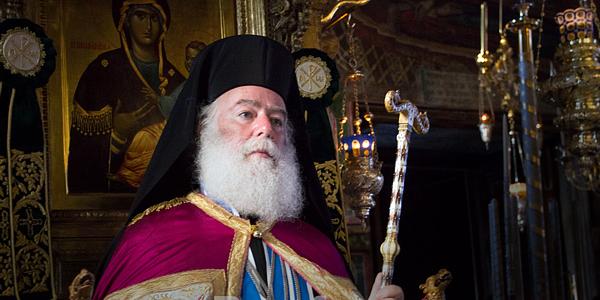 Патриарх Александрийский Феодор II прибыл с визитом в Южно-Африканскую Республику