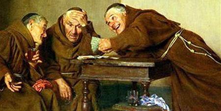 Гомосексуализм среди монахов