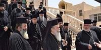 Патриарх Иерусалимский Феофил прибыл с пастырским визитом в Иорданию