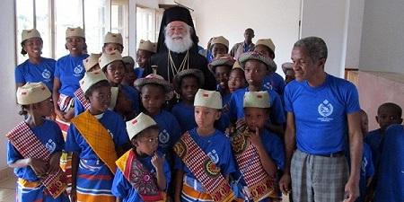 Патриарх Александрийский Феодор II освятил первый на Мадагаскаре православный университет