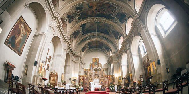 Ночь храмов прошла в Православной Церкви Чешских земель и Словакии