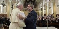 Папа Франциск впервые в истории посетил вальденсов и попросил у них прощения