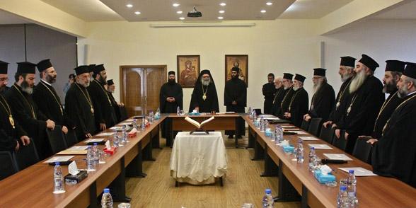 Антиохийская Православная Церковь разорвала евхаристическое общение с Иерусалимским Патриархатом