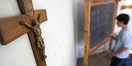 1 сентября христианские школы Израиля объявили забастовку