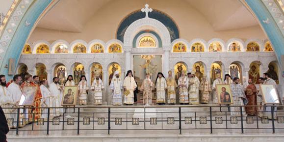 Иерархи Поместных Православных Церквей приняли участие в миротворческом форуме в Тиране