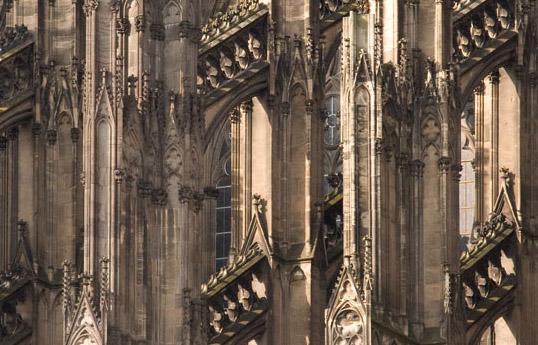 В Кёльнском соборе второй раз в истории прошло православное богослужение