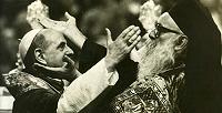 Константинопольский Патриарх поздравил Папу Римского по случаю 50-летия взаимного снятия анафем
