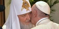 В ходе традиционной молитвы Angelus Папа Франциск вновь вспоминал о своей встрече с Патриархом Кириллом