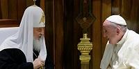 Украинский униатский епископ считает, что Папа Франциск не понимает перспектив греко-католиков