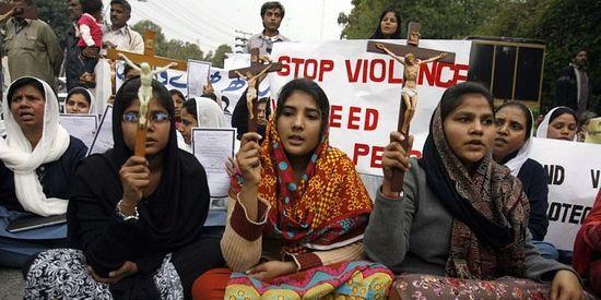 Индийские христиане проведут национальную акцию протеста против усиливающихся гонений