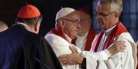 Папа Франциск выразил надежду на восстановление единства между католиками и лютеранами