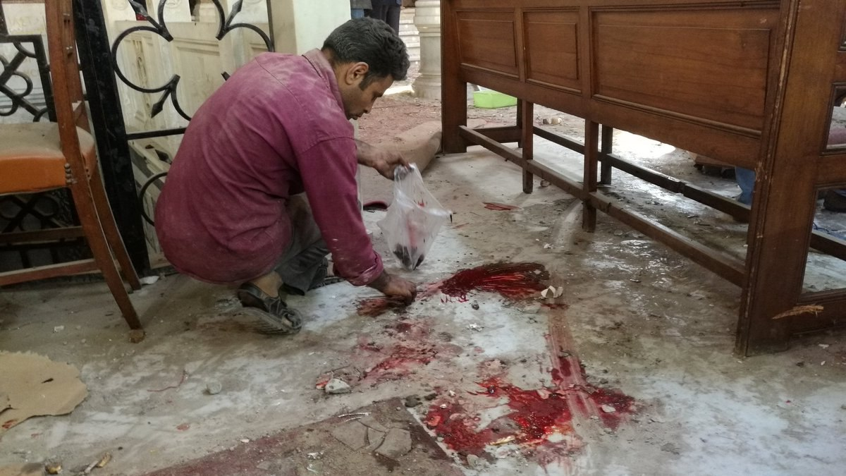 ВКаире произошел взрыв рядом справославным собором: необошлось без жертв