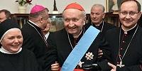 Бывший примас римо-католиков Украины удостоен высшей награды Польского государства